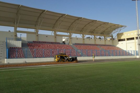 Supply of chairs of the Spanish terraces Club Al Anwar General Authority for Sport