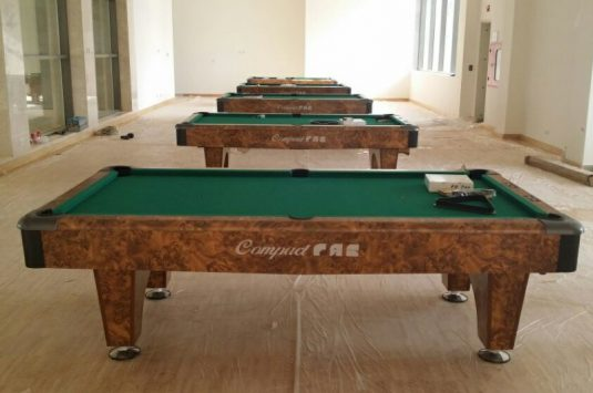 The project of supplying pool tables and tennis table – Interior Ministry
