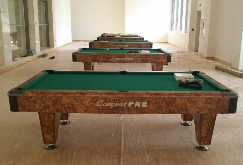 The project of supplying pool tables and tennis table Interior Ministry