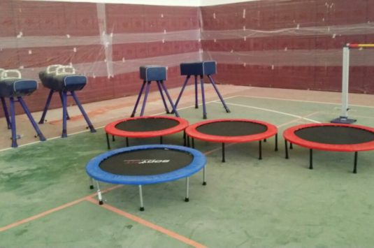 Supply and installation of a private sports equipment in schools – Qassim region – Unaizah City